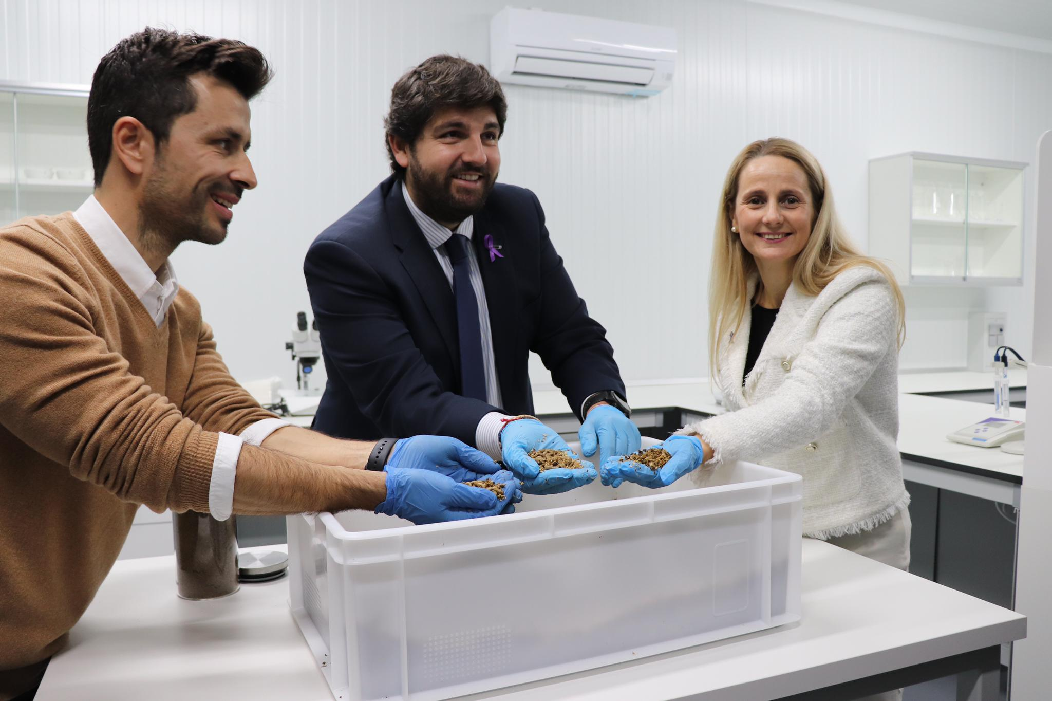 Capsa Food avanza en reciclaje con la inauguración de un centro de investigación de Entomo Agroindustrial